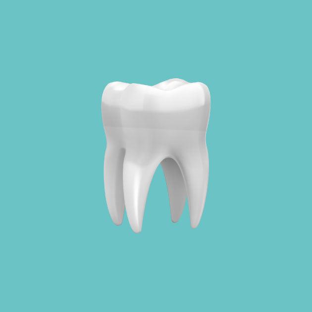 I denti stampati in 3D