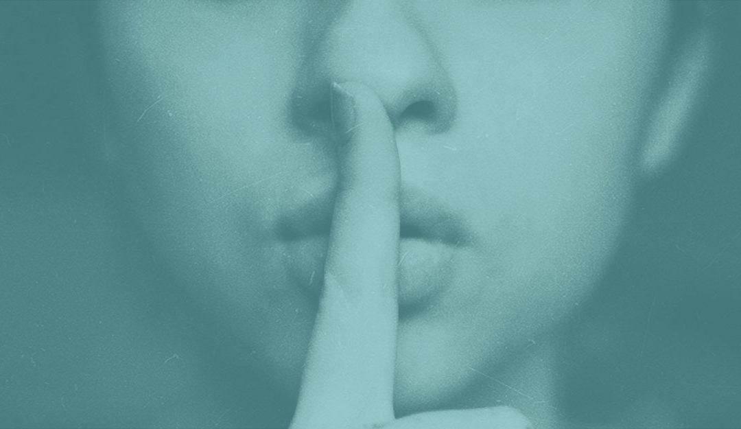Sshhh… ho un segreto
