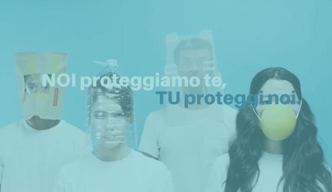 NOI proteggiamo te, TU proteggi noi.